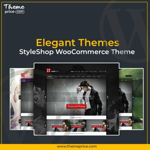 Elegant Themes StyleShop WooCommerce Theme