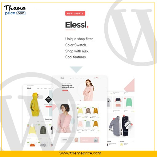 Elessi – WooCommerce AJAX WordPress Theme
