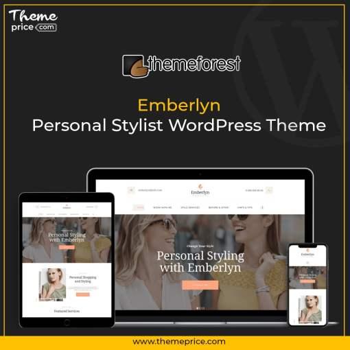 Emberlyn   Personal Stylist WordPress Theme