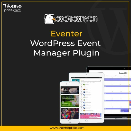 Eventer – WordPress Event Manager Plugin