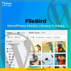 FileBird – WordPress Media Library Folders