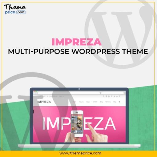 Impreza Multi-Purpose WordPress Theme