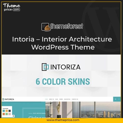 Intoria – Interior Architecture WordPress Theme
