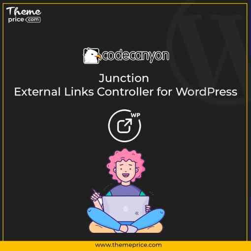 Junction – External Links Controller for WordPress