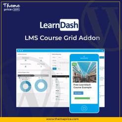 LearnDash LMS Course Grid Addon