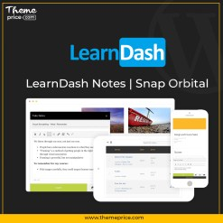 LearnDash Notes | Snap Orbital
