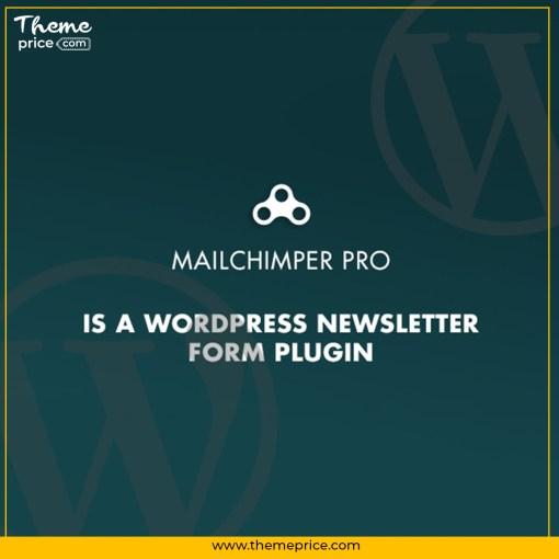 MailChimper PRO – WordPress MailChimp Signup Form