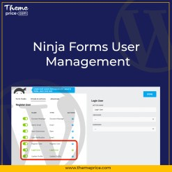 Ninja Forms User Management