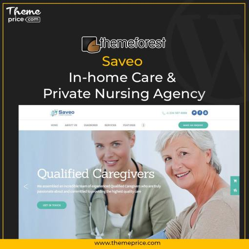 Saveo | In-home Care & Private Nursing Agency