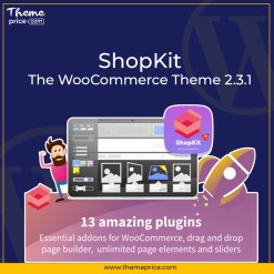 ShopKit – The WooCommerce Theme 2.3.1