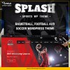 Splash Sport – WordPress Sports Theme for