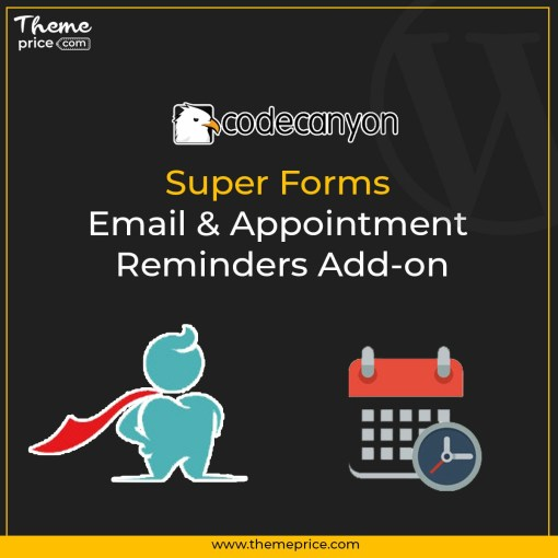 Super Forms – Email & Appointment Reminders Add-on