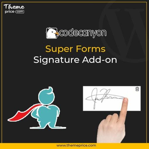 Super Forms – Signature Add-on