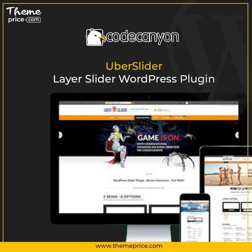 UberSlider – Layer Slider WordPress Plugin