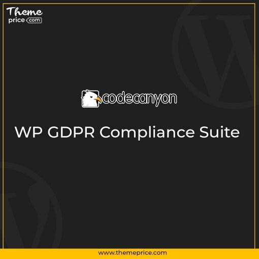 WP GDPR Compliance Suite