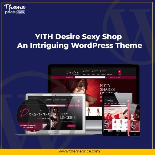 YITH Desire Sexy Shop – An Intriguing WordPress Theme