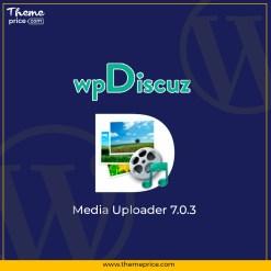 wpDiscuz – Media Uploader 7.0.3