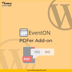 EventOn PDFer Add-on