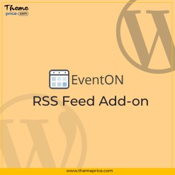 EventOn RSS Feed Add-on