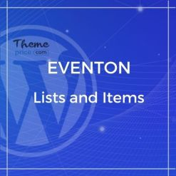 EventOn Lists and Items Add-on