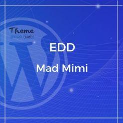 Easy Digital Downloads Mad Mimi