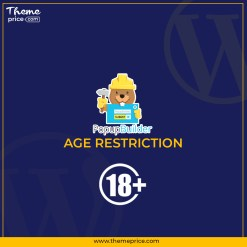 Popup Builder Age Restriction