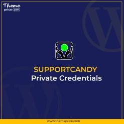 SupportCandy Private Credentials