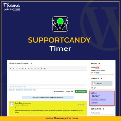SupportCandy Timer