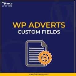 WP Adverts – Custom Fields