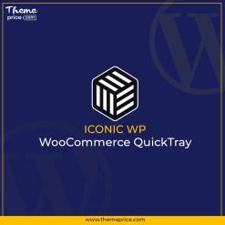 WooCommerce QuickTray