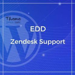 Easy Digital Downloads Zendesk Support