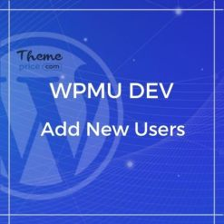 WPMU DEV Add New Users