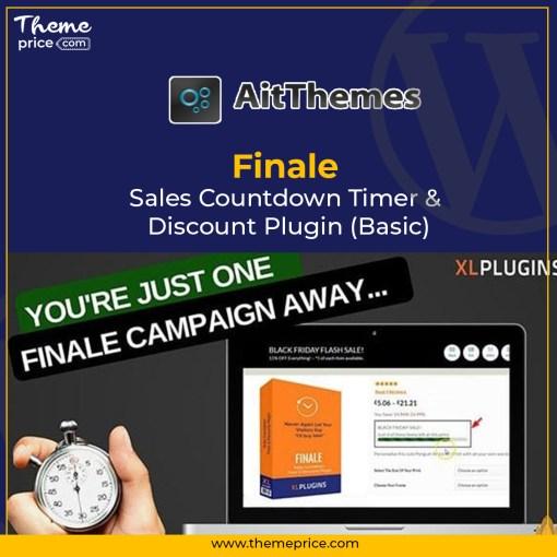 Finale – Sales Countdown Timer & Discount Plugin (Basic)