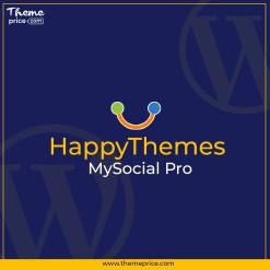 HappyThemes MySocial Pro