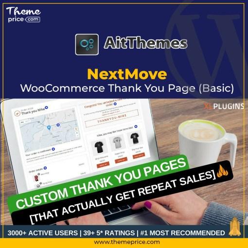 NextMove – WooCommerce Thank You Page (Basic)