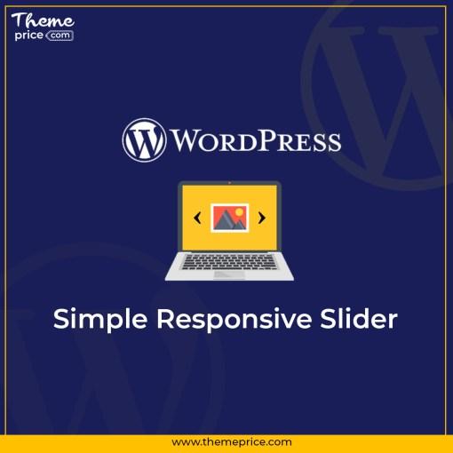 Simple Responsive Slider