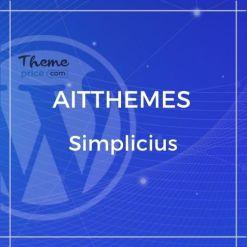 Simplicius WordPress Theme