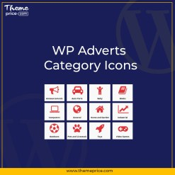 WP Adverts – Category Icons