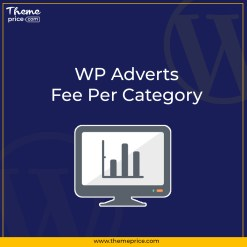 WP Adverts – Fee Per Category