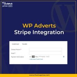 WP Adverts – Stripe Integration