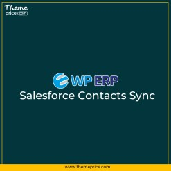 WP ERP Salesforce Contacts Sync