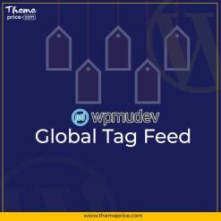WPMU DEV Global Tag Feed