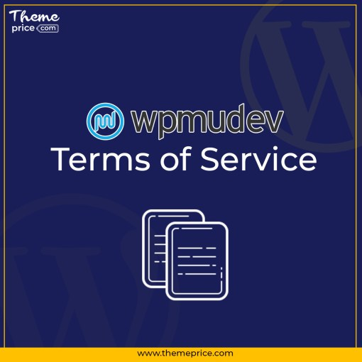 WPMU DEV Terms of Service