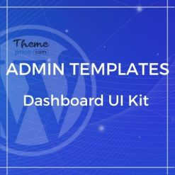 Dashboard UI Kit | Admin Template & UI Framework
