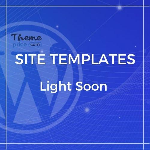 Light Soon Html Template