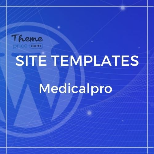 MedicalPRO – Health and Medical HTML Template
