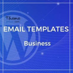 Business – Responsive Email + Online Builder