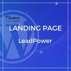 LeadPower – Lead Generation HTML5 Landing Page Template