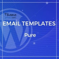 Pure – Responsive Email + Online Template Builder