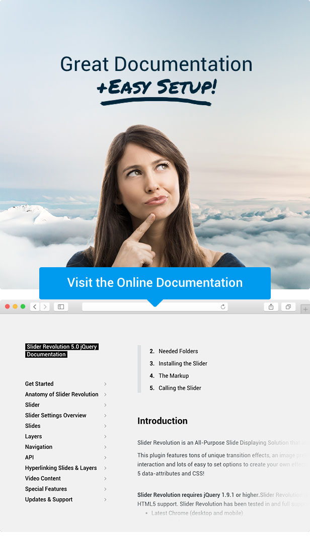 Slider Revolution Online Documentation